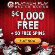 Platinum Play zadarmo