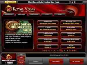 Royal Vegas Karban